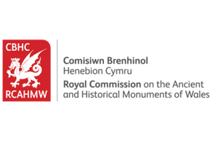 Royal Commision on the Ancient and Historical Monuments of Wales Logo - CUB3D Ltd