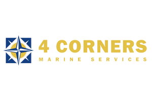 4 Corners Marine Services Logo - CUB3D Ltd