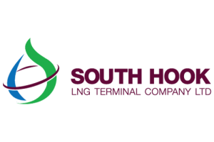 South Hook LNG Terminal Company Logo - CUB3D Ltd